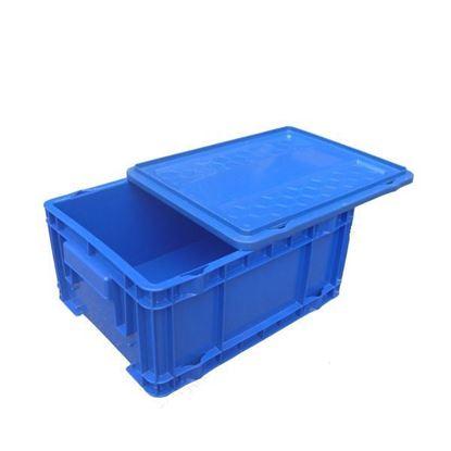 Thùng nhựa đặc DCS504 chất lượng cao