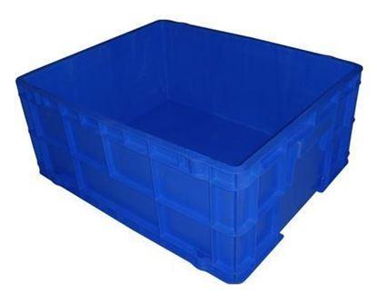 Thùng nhựa đặc DCS102 chất lượng cao